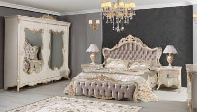 916 - Lüks Fenomen Klasik Yatak Odası