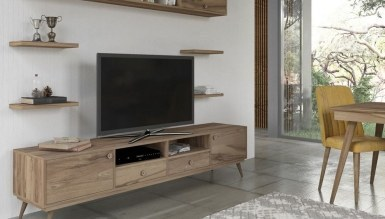 801 - Lüks Fermina Modern TV Ünitesi