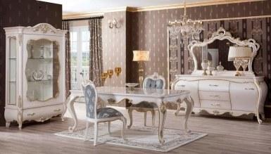 Lüks Ferona Klasik Yemek Odası - Thumbnail