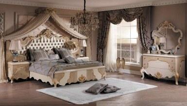 532 - Lüks Feronni Klasik Yatak Odası