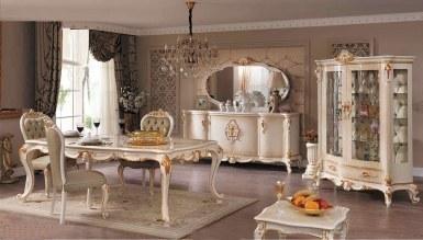 532 - Lüks Ferossi Klasik Yemek Odası