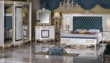 785 - Lüks Feveran Klasik Yatak Odası