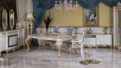 Lüks Feveran Klasik Yemek Odası
