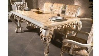 Lüks Filika Klasik Yemek Odası - Thumbnail