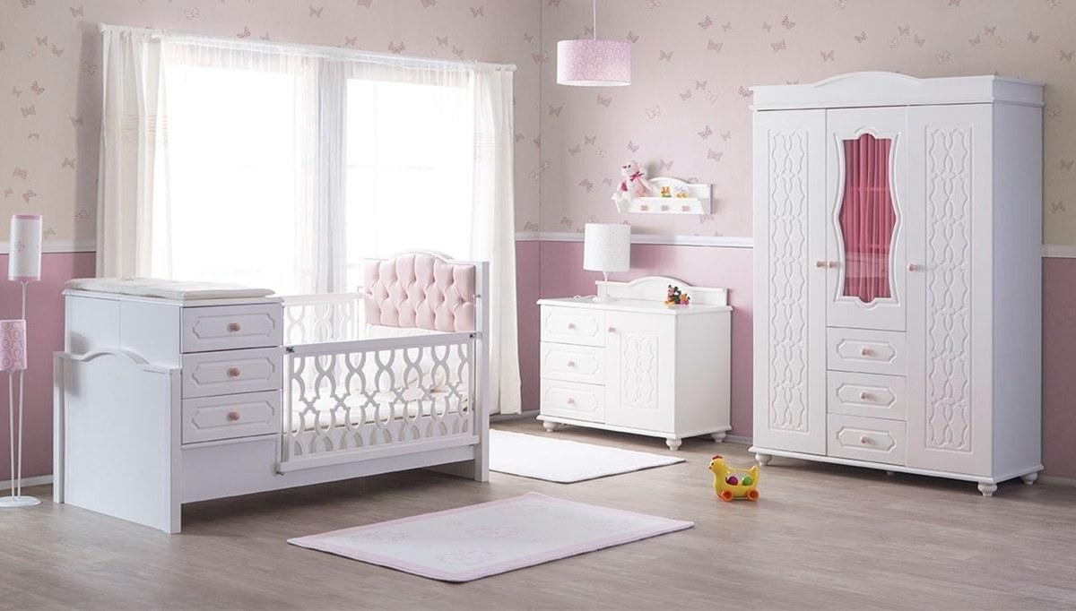 Lüks Filinta Bebek Odası