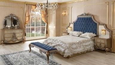 959 - Lüks Firaye Klasik Yatak Odası