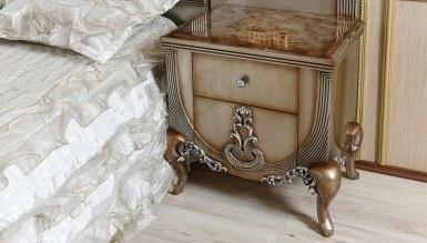 Lüks Firaye Klasik Yatak Odası - Thumbnail