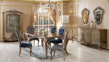 Lüks Firaye Klasik Yemek Odası - Thumbnail