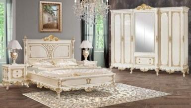 816 - Lüks Fizan Klasik Yatak Odası