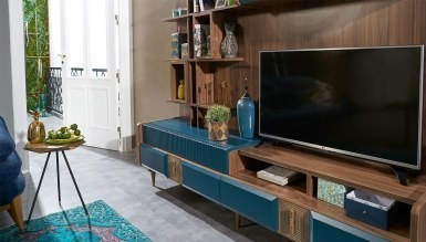 Lüks Fizzi Modern TV Ünitesi - Thumbnail
