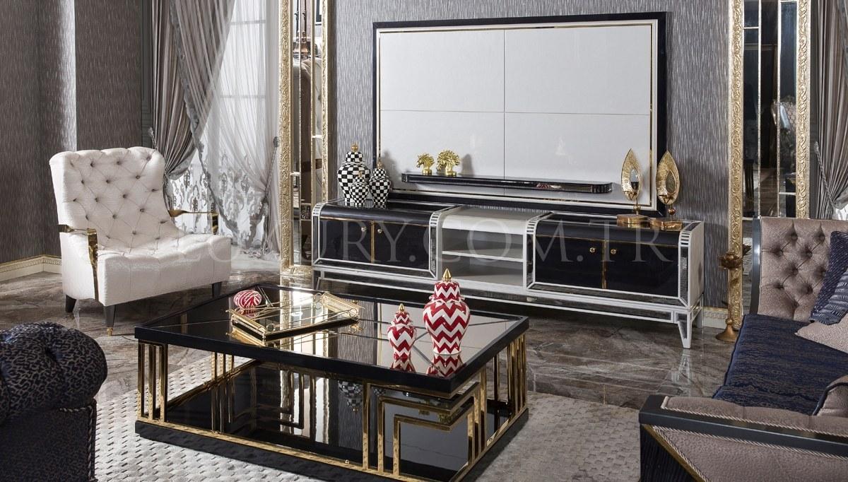 Lüks Florina Luxury TV Ünitesi