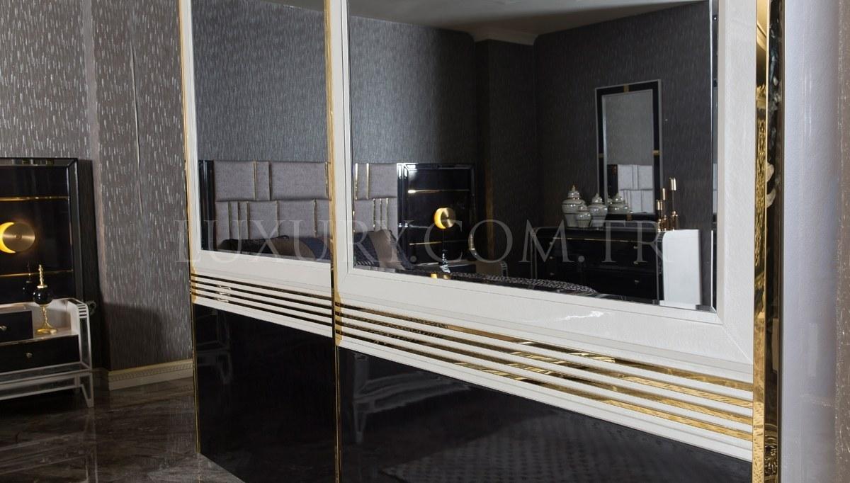 Lüks Florina Luxury Yatak Odası