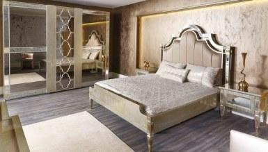 768 - Lüks Forza Art Deco Yatak Odası