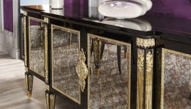 Lüks Forza Art Deco Yemek Odası - Thumbnail