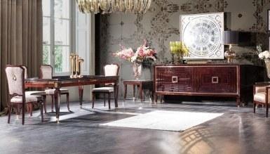 931 - Lüks Fulham Art Deco Yemek Odası