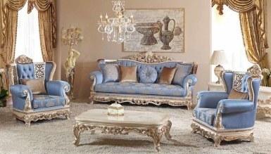 Lüks Fulya Klasik غرفة الجلوس