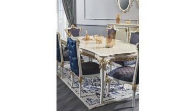 Lüks Galera Klasik Yemek Odası - Thumbnail
