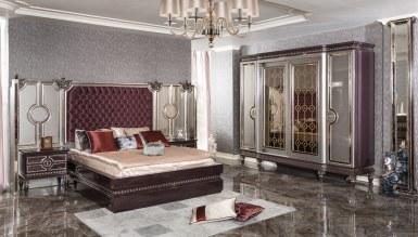 1037 - Lüks Gilan Klasik Yatak Odası