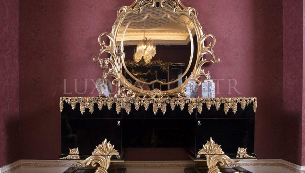 Lüks Girona Klasik Yatak Odası