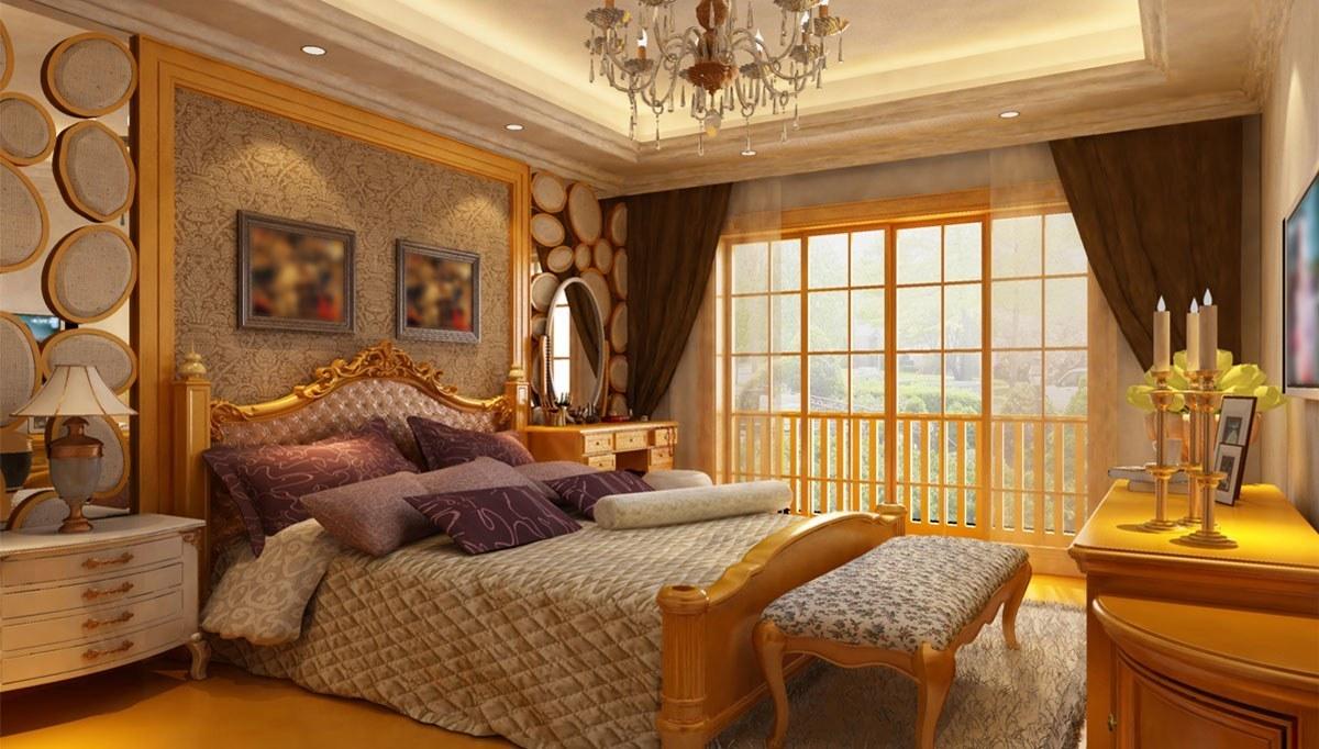 Lüks Goma Otel Odası