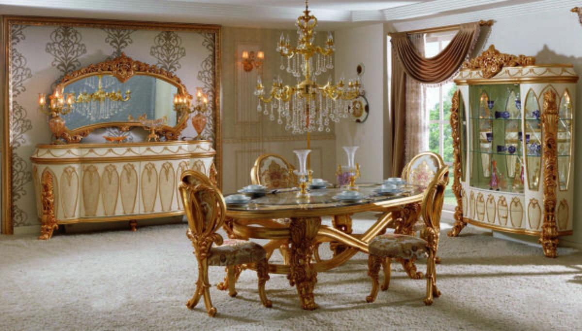Lüks Görele Klasik Yemek Odası