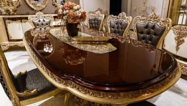 Lüks Granado Klasik Yemek Odası - Thumbnail