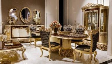 525 - Lüks Granado Klasik Yemek Odası