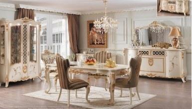 532 - Lüks Grand Klasik Yemek Odası