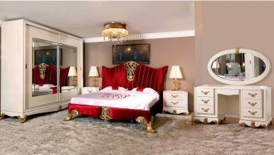 Lüks Grasov Klasik غرفة النوم