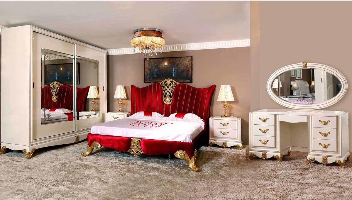 Lüks Grasov Klasik Yatak Odası