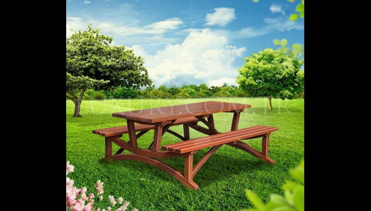 Lüks Guliti Piknik Masası