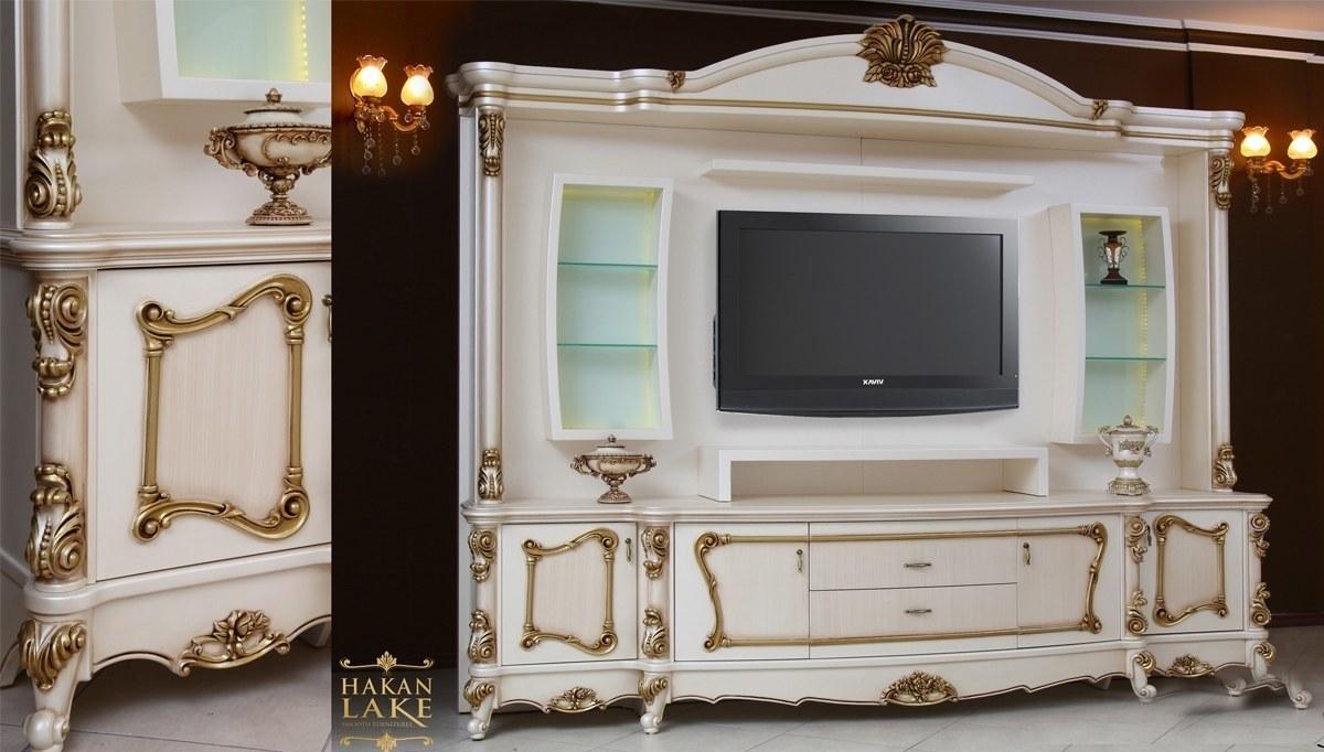 Lüks Hansoy Klasik TV Ünitesi