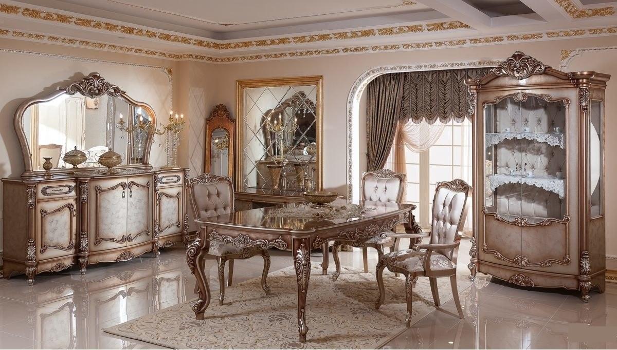 Lüks Hansoy Klasik Yemek Odası