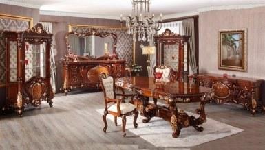 810 - Lüks Harput Klasik Yemek Odası
