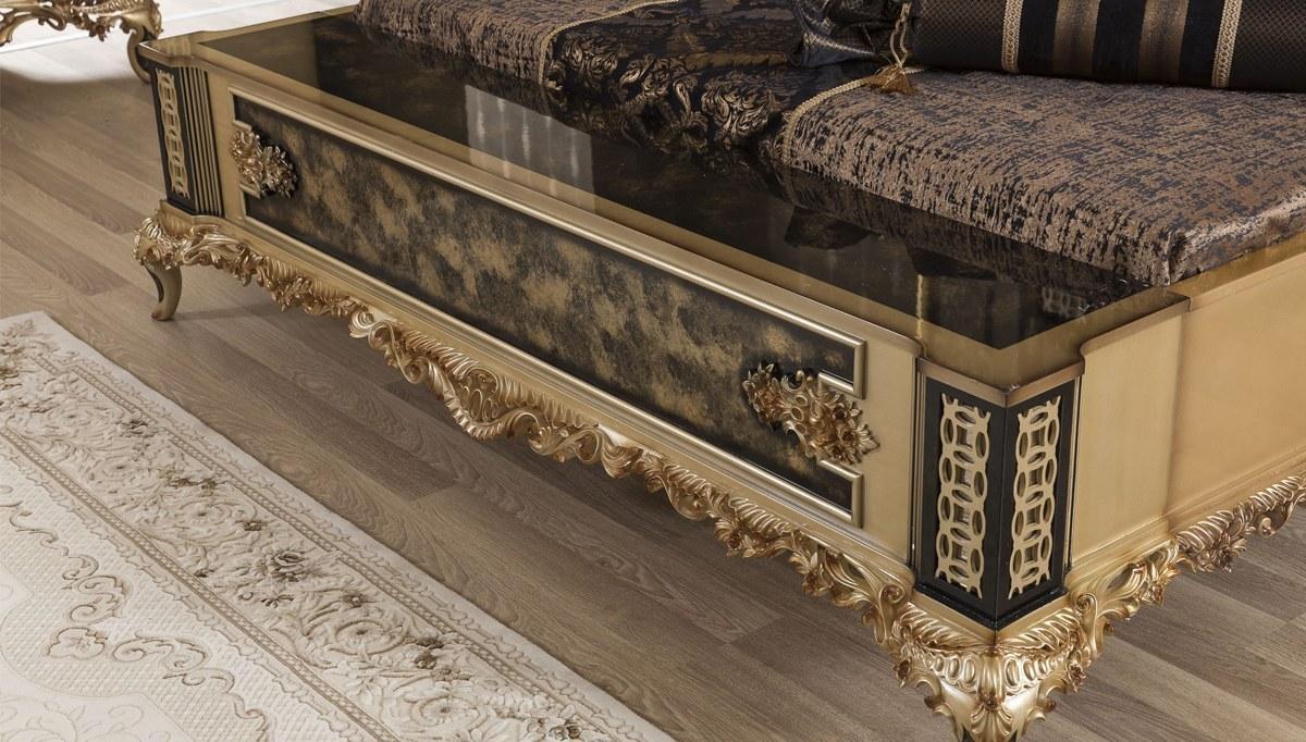 Lüks Haseki Klasik Yatak Odası