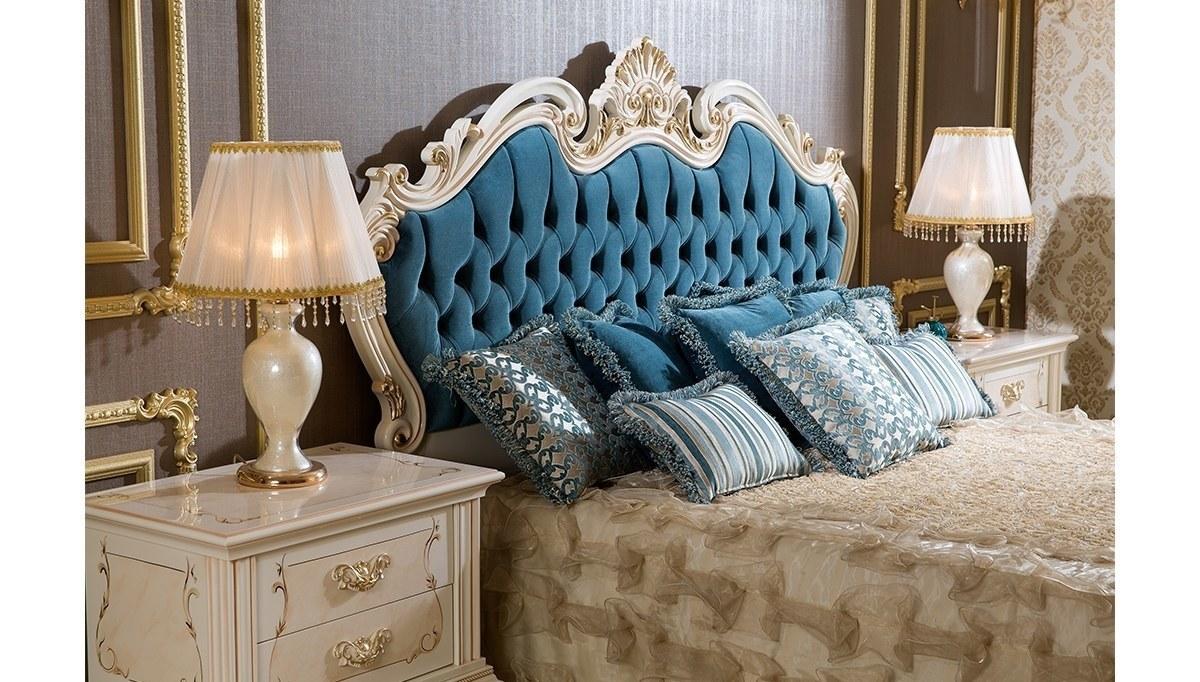 Lüks Herema Klasik Yatak Odası