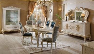959 - Lüks Herema Klasik Yemek Odası