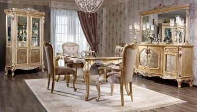 1005 - Lüks Herona Klasik Yemek Odası