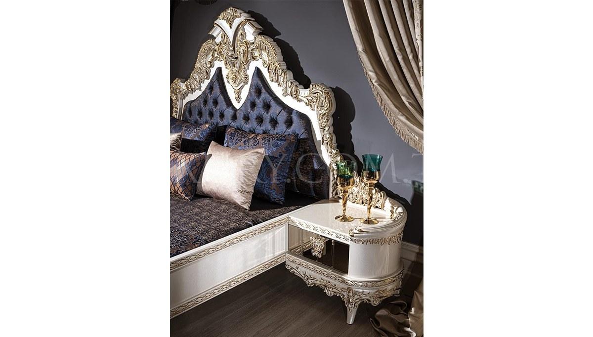 Lüks Hesena Klasik Yatak Odası