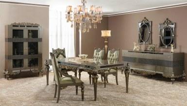 Lüks Hesna Art Deco Yemek Odası - Thumbnail