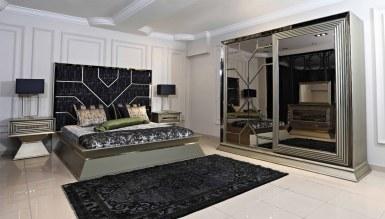 700 - Lüks Hiciv Klasik Yatak Odası
