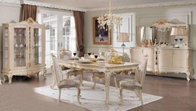 532 - Lüks Himenes Klasik Yemek Odası