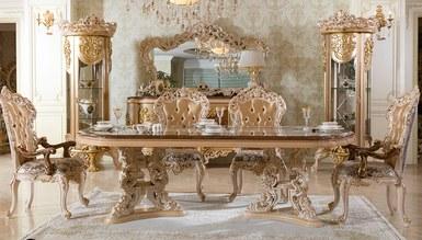 Lüks Hones Klasik Yemek Odası - Thumbnail