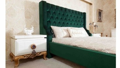 Lüks Hüdayi Klasik Yatak Odası - Thumbnail