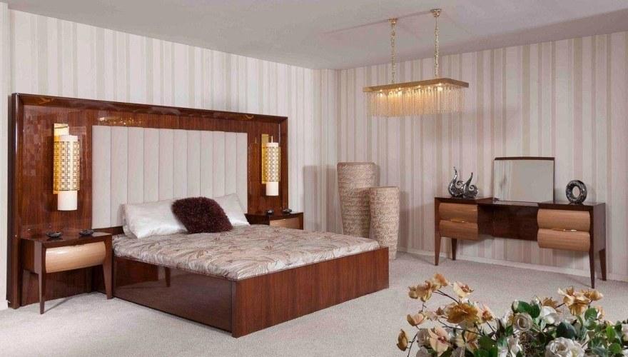 Lüks Hünkar Klasik Yatak Odası - Thumbnail