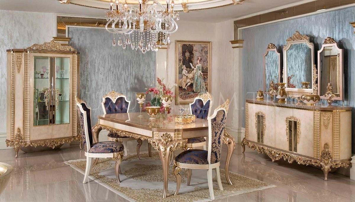 Lüks Hürreda Klasik Yemek Odası
