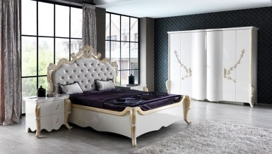 Lüks İdeal Avangarde Yatak Odası
