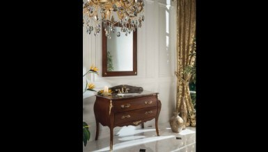 Lüks İdenfit Klasik Banyo Takımı - Thumbnail
