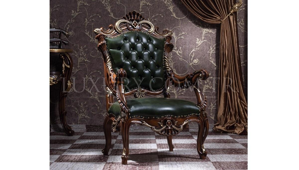 Lüks İmparator Klasik Makam Odası