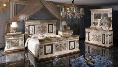 Lüks İmparator Klasik Yatak Odası - Thumbnail